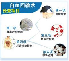 自血回输术检测与注意事项